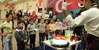 Baku City Circuit устроила праздник для детей-сирот