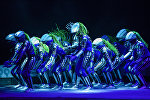 Цирковое шоу UFО Аскольда Запашного на арене спортивно-концертного комплекса имени Гейдара Алиева в Баку