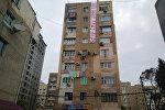 Жилой дом в Ясамальском районе Баку