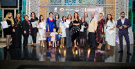 Финал конкурса Платье года Азербайджана в Баку