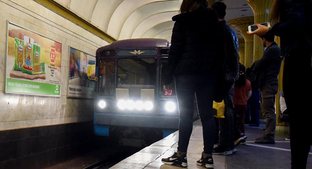 Станция метро Нариман Нариманов