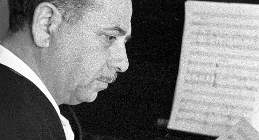 Азербайджанский композитор Тофик Кулиев