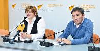 Обсуждения по поиску путей решения социально-психологических проблем азербайджанских женщин прошли в мультимедийном пресс-центре Sputnik Азербайджан.