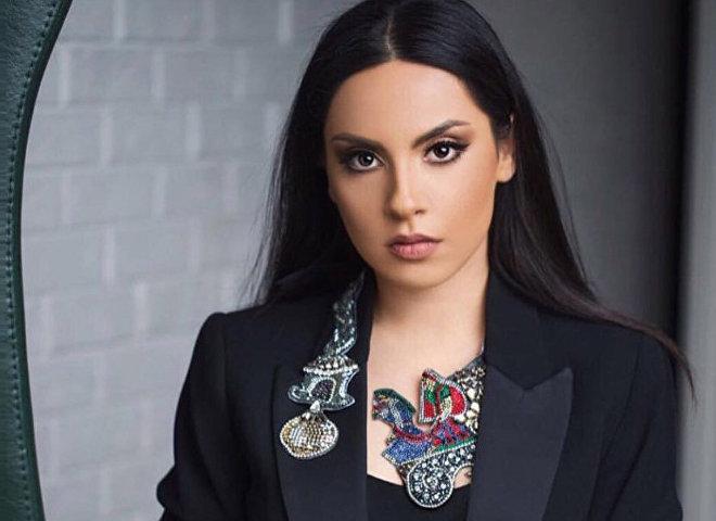 Певица Айсель Мамедова