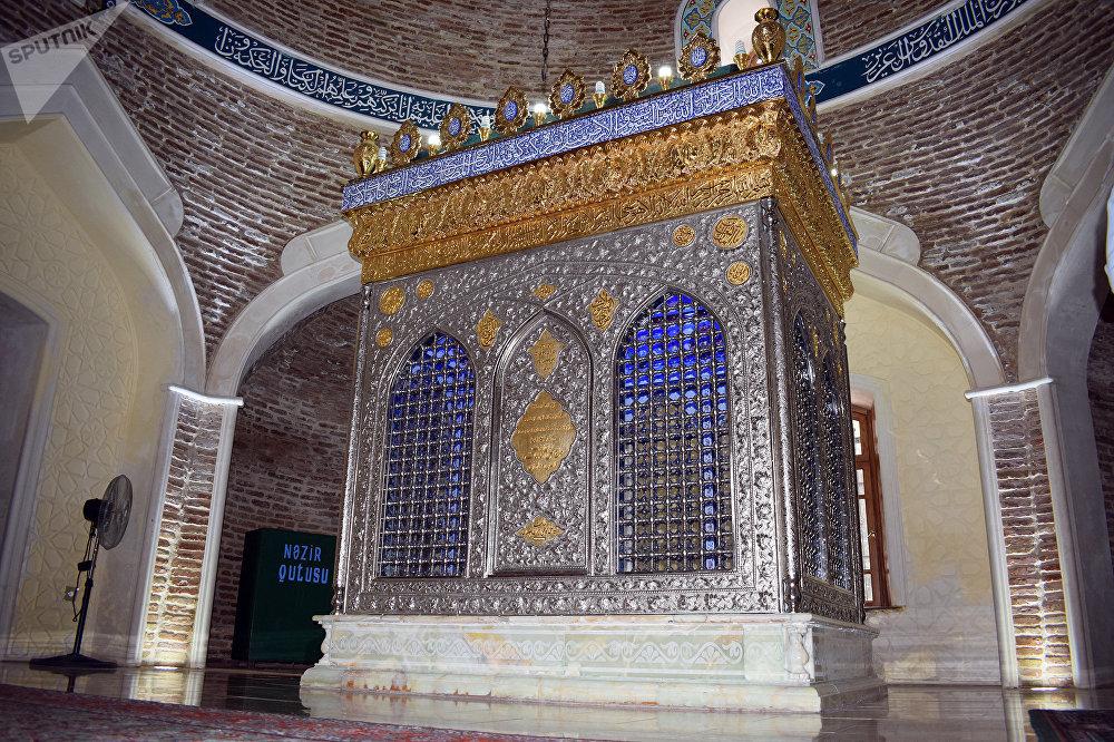 Cərcis Peyğəmbər ziyarətgahı