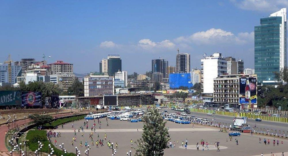 Эльмар Мамедъяров встретился спрезидентом Эфиопии