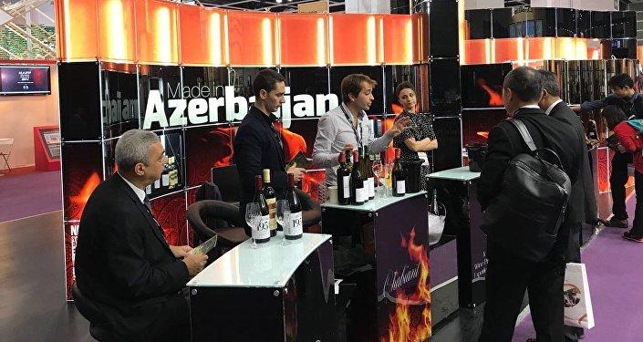 Единый стенд Made in Azerbaijan в Китае