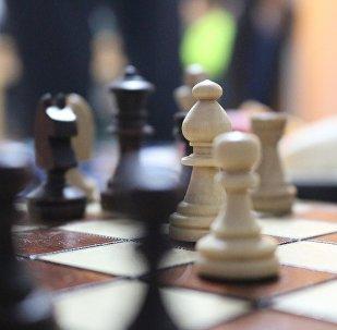 Шахматы, фото из архива