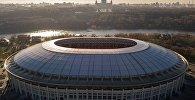 Большая спортивная арена Лужники в Москве