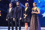 Участник проекта Новая Фабрика звезд Эльман Зейналов выступил на десятом отчетном концерте музыкального проекта