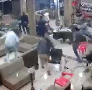 Землетрясение магнитудой 7,2  произошло на ирано-иракской границе