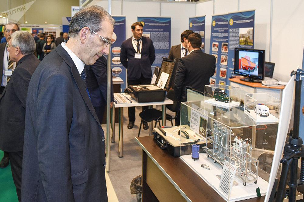 VIII Азербайджанская международная выставка в области окружающей среды Caspian Ecology 2017