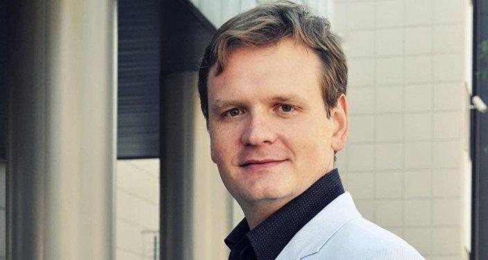Доцент Высшей школы экономики Дмитрий Офицеров-Бельский