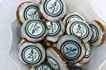 Печенье, представленное на открытии выставочной экспозиции RUSSIA HALAL EXPO, фото из архива