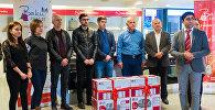 Объявлены очередные победители лотереи Сюрпризы Фестиваля