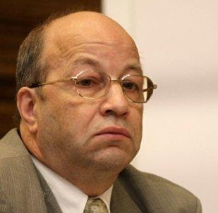 Хенрикс Данусевич, глава Латвийской ассоциации торговцев