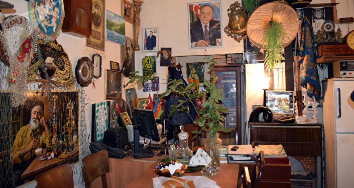 Блошиный магазин Гуламали Бабаева