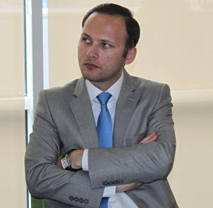 Али Гаджизаде, политолог
