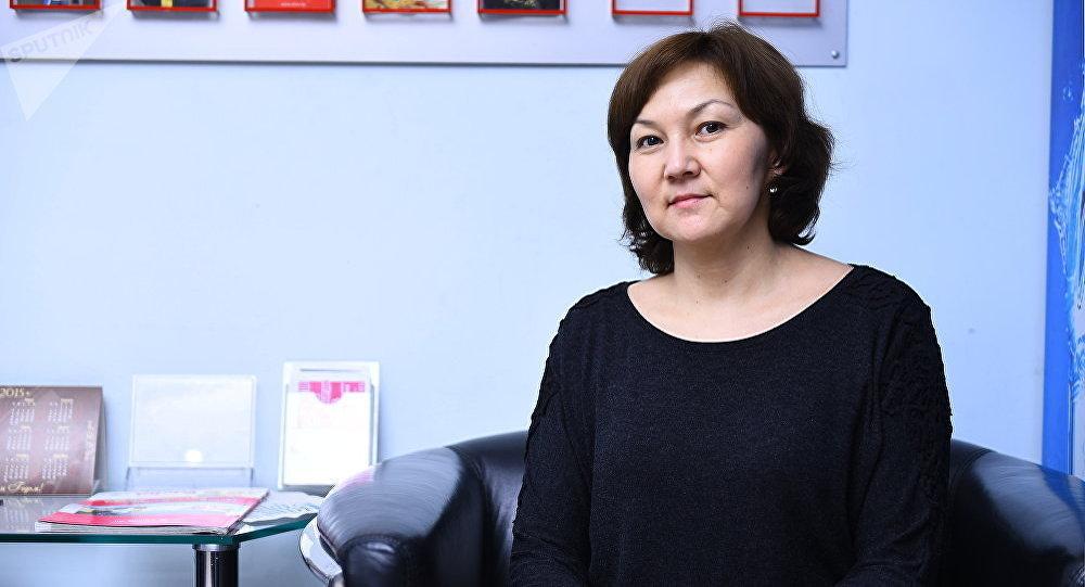 Чынара Батырканова