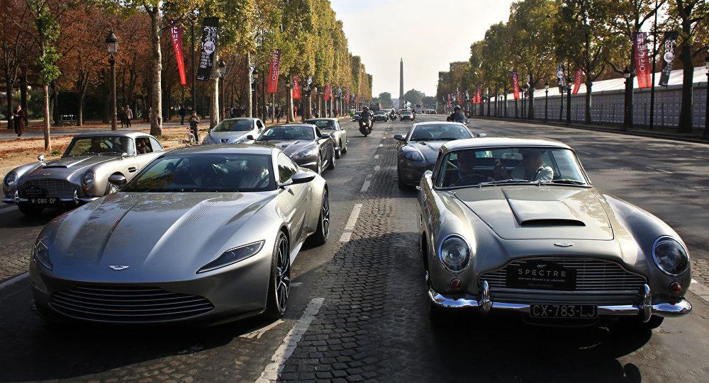 Aston Martin, arxiv şəkli