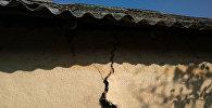 Последствия землетрясения, архивное фото