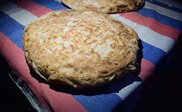 Рецепт от жителей Газаха: как выпекается традиционный хлеб хамралы