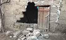 Azərbaycanın qərbində baş vermiş zəlzələnin fəsadları