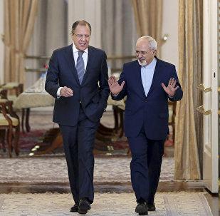 Встреча министров иностранных дел России и Ирана, фото из архива