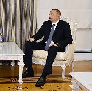 Президент Ильхам Алиев принял заместителя премьер-министра Узбекистана