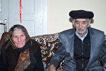 Дед Кямал и бабушка Сарфиназ