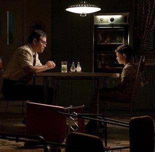 Кадр из фильма Субурбикон