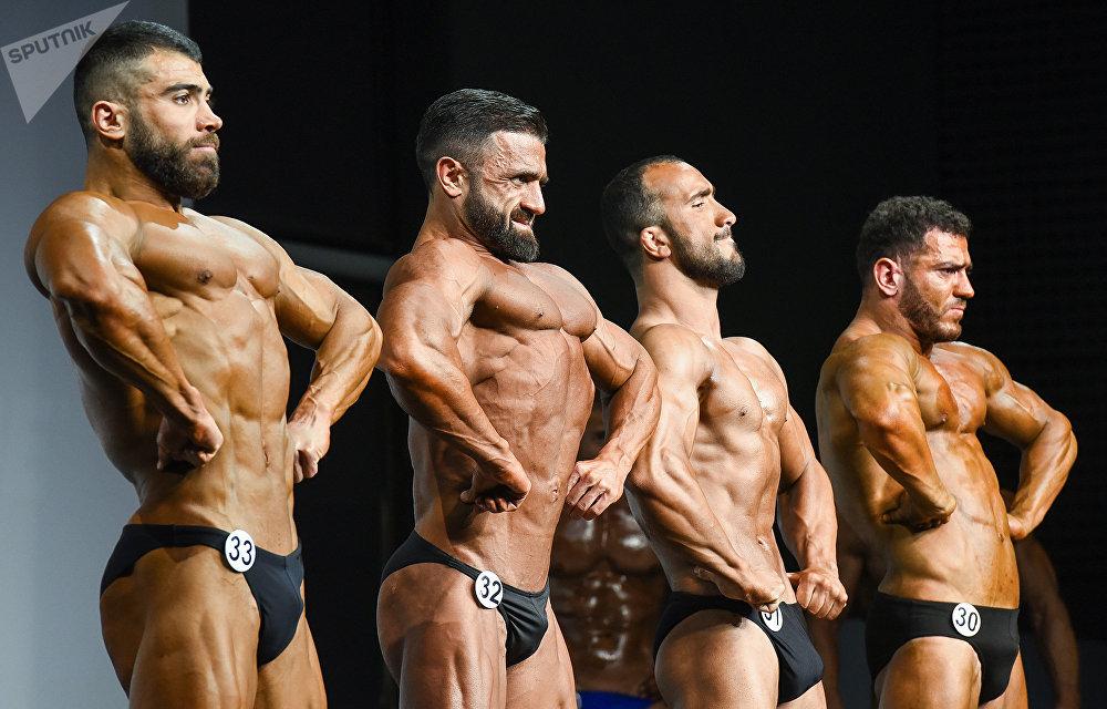 Чемпионат Азербайджана по бодибилдингу и Кубок Азербайджана по менс физик и бикини фитнес 2017 года.