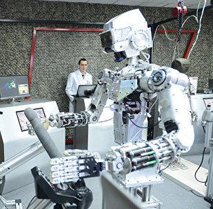 Robot,arxiv şəkli