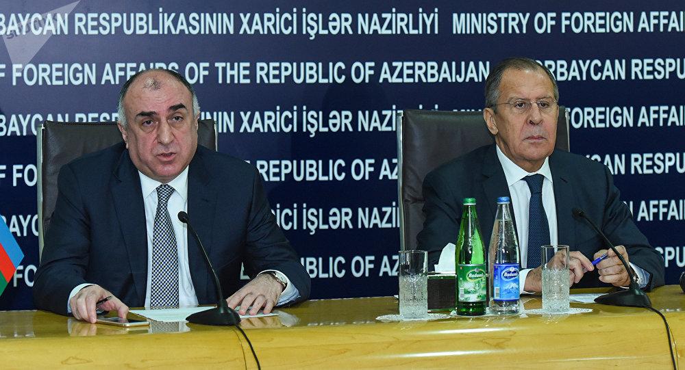 Лавров прибыл вАзербайджанской столице ибыл принят Ильхамом Алиевым