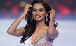 Представительница Индии Мануши Чхиллар, завоевавшая титул Мисс Мира-2017