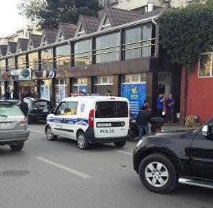 Yasamal rayonu Akim Abbasov küçəsində baş verən qəza