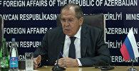 Лавров: набор шагов по решению карабахского конфликта на столе