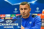 Главный тренер азербайджанского клуба Карабах Гурбан Гурбанов