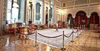 Экспонаты национального музея истории Азербайджана