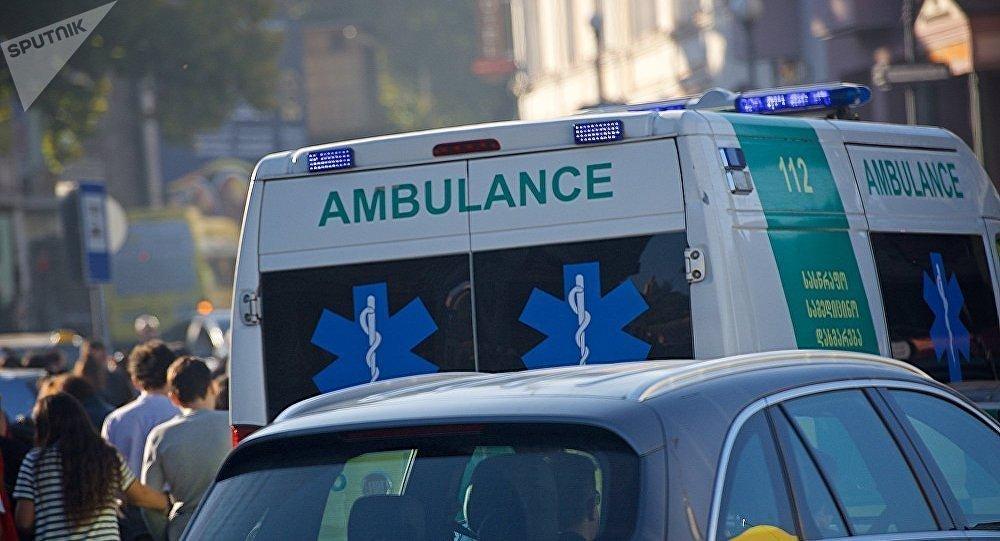 ВТбилиси подозреваемые втерроризме открыли огонь пополицейским