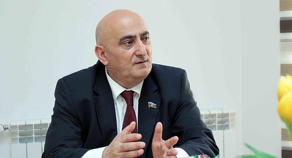 Муса Гасымлы, политолог