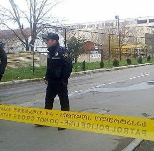 Спецоперация по задержанию в Грузии