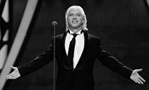 Российский оперный певец Дмитрий Хворостовский, фото из архива