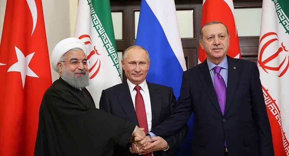 ВСочи состоится личная встреча В.Путина иХасана Роухани
