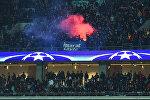 Матч пятого тура группового этапа Лиги чемпионов UEFA между ФК Карабах и ФК Челси`