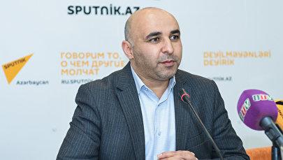 Политолог Заур Ибрагимов
