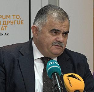 Нагиев: карабахский вопрос не должен решаться на уровне ЕС