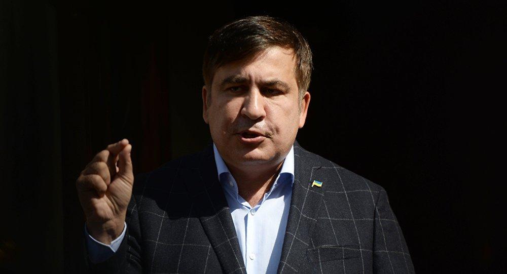 Saakaşvili
