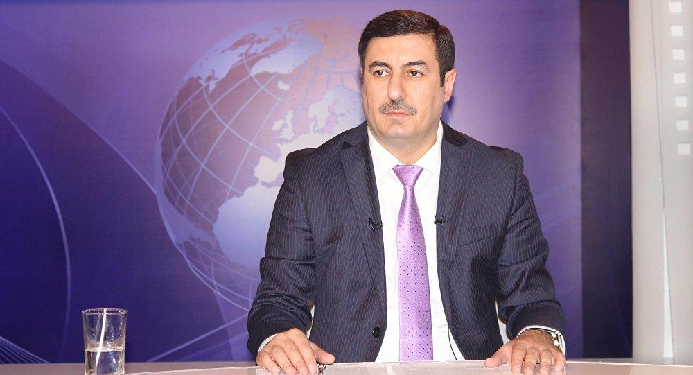 BMAM sədri Rufiz Qonaqov
