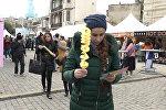 В воздухе запахло сладким ноябрем: фестиваль уличной еды в Баку